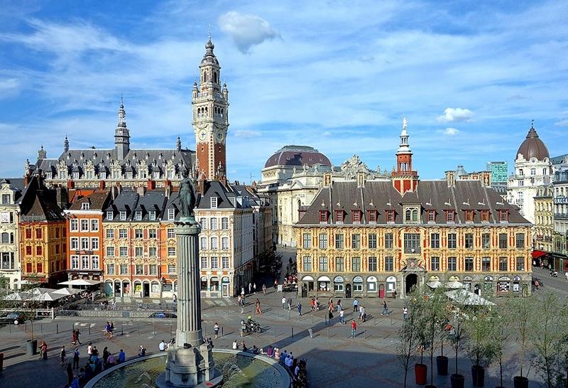 Hébergement entrepreneurial Lille