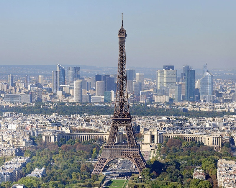 Hébergement entrepreneurial Paris